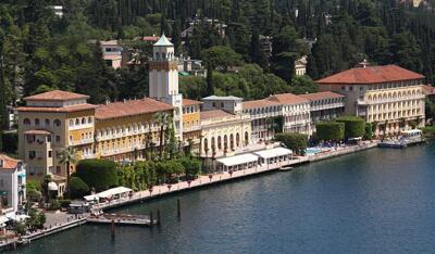 Foto del exterior de Grand Hotel Gardone