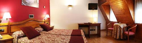 Zimmer - Hotel Eth Solan