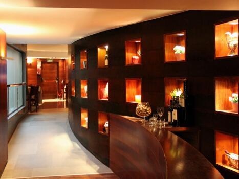 Foto de las zonas nobles de Hotel President