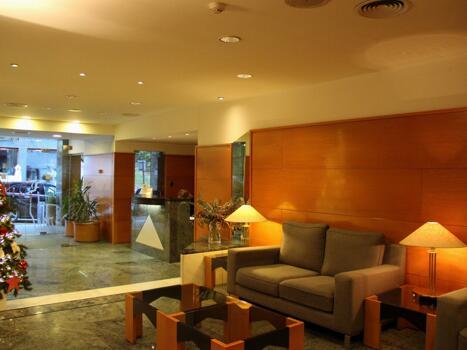 Foto de las zonas nobles de Hotel de L'Isard