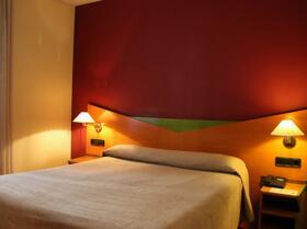 """Foto de una habitación de """"Hotel de L'Isard"""""""