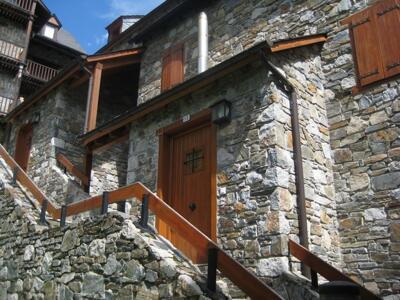 Foto del exterior de Pleta Solana Salardú