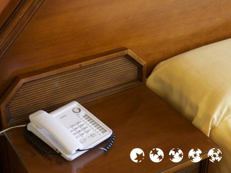 Foto de una habitación de Hotel Monarque Cendrillón