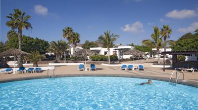 Foto del exterior de Bungalows Playa Limones