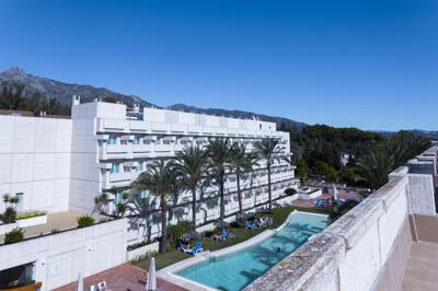Foto del exterior de Alanda Hotel Marbella