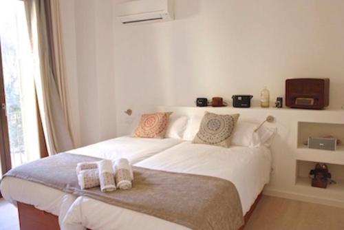 Foto de una habitación de Can Blau Homes Turismo de Interior