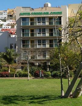 Exterior – Hotel Torre Del Conde