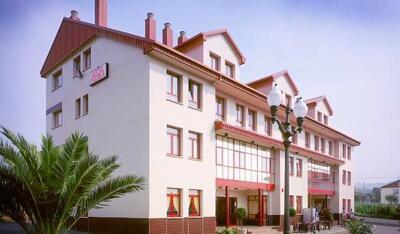 Foto del exterior de Hotel Piedra
