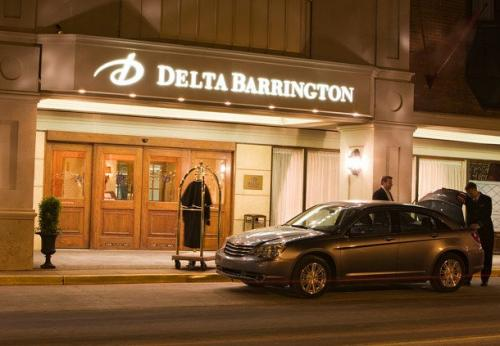 Exterior – Delta Hotels By Marriott Barrington