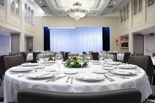 Restaurant - Eurostars Rey Don Jaime