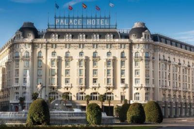 Foto do exterior - Hotel Westin Palace Madrid