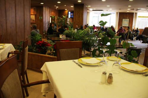Foto do restaurante - City House Hotel Florida Norte By Faranda
