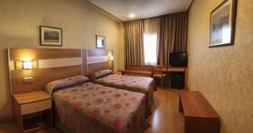 """Foto de una habitación de """"Hotel Florida Norte"""""""