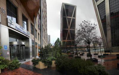 Foto do exterior - Exe Plaza