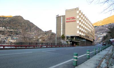 Foto degli esterni Hotel Panorama