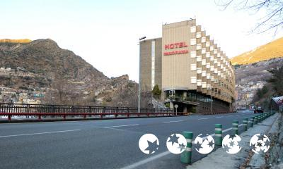 Foto do exterior - Hotel Panorama