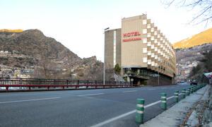 "Foto del exterior de ""Hotel Panorama"""