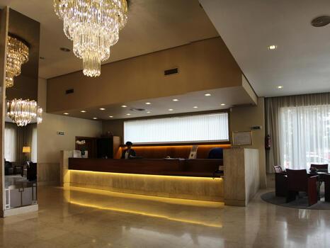 Common areas – Hotel Blanca de Navarra