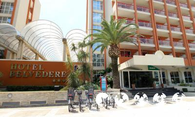Foto do exterior - Ohtels Belvedere