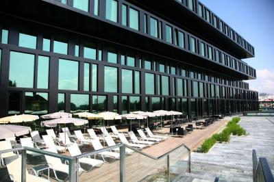 Außenansicht - Hotel Axis Viana Business & Spa