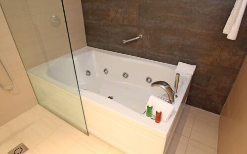 Foto del baño de Hotel Granada Palace