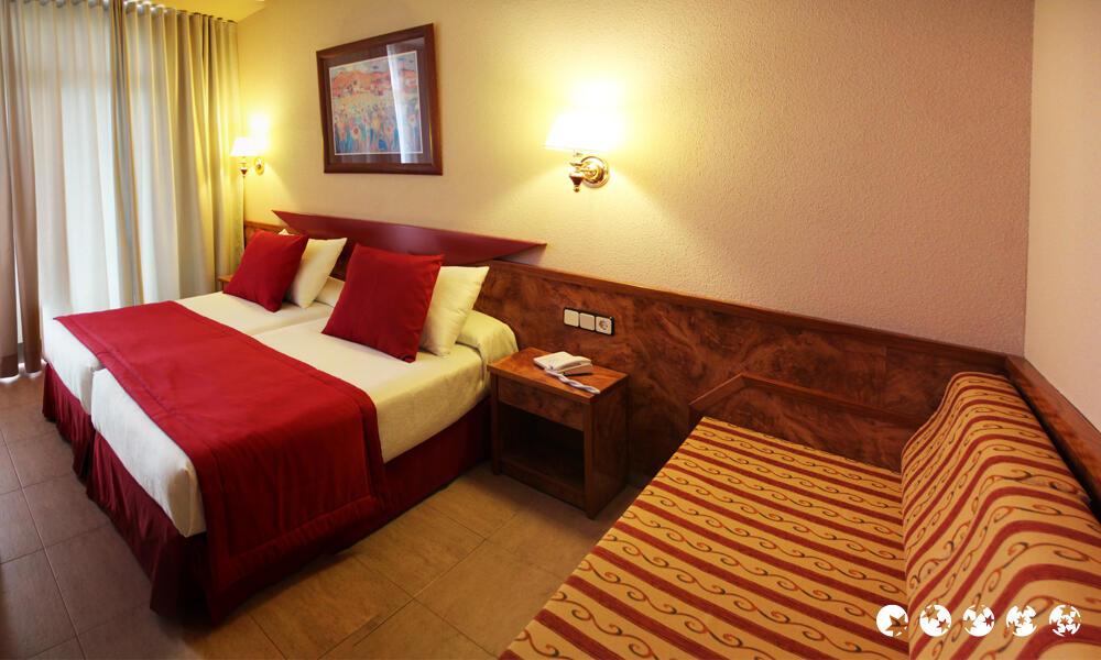 Hotel Dorada Palace Room