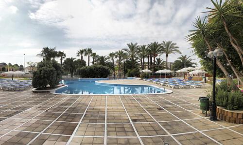 Foto de los servicios de Hotel Dorada Palace