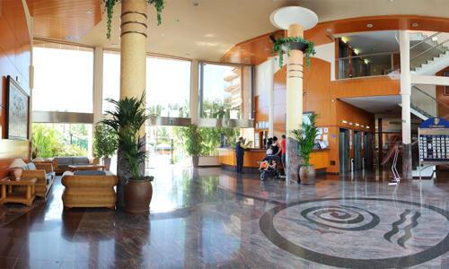 Foto de las zonas nobles de Hotel Dorada Palace