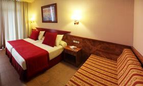 """Foto de una habitación de """"Hotel Dorada Palace"""""""