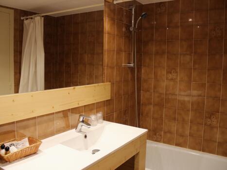 Foto del bagno Hotel Bonavida