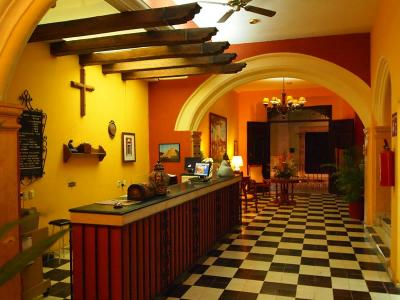Common areas – Mision Campeche