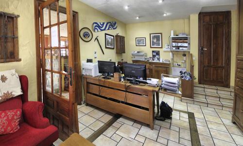 Parties communes - Apartamentos Prados de Velarta