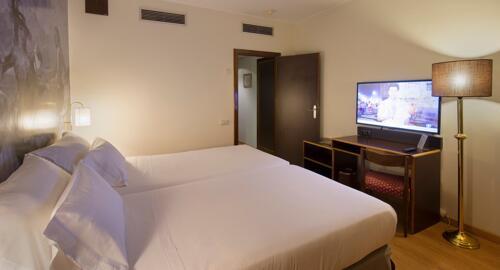 Foto di una camera da Hotel Goya