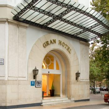 Foto del exterior de NH Collection Gran Hotel de Zaragoza