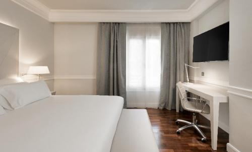 Foto de una habitación de NH Collection Gran Hotel de Zaragoza