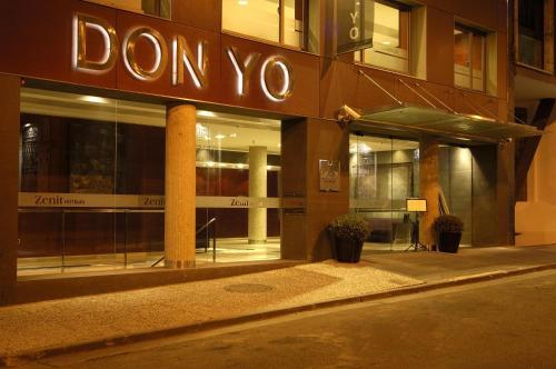 Foto do exterior - Hotel Zenit Don Yo