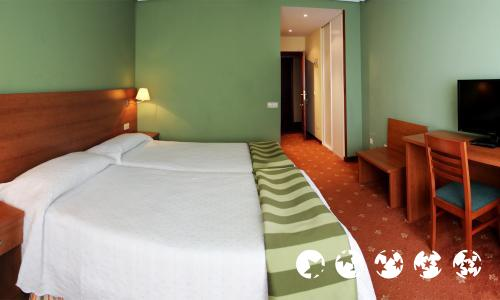 Quarto - Hotel San Millan