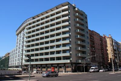 Exterior – Hotel Roma