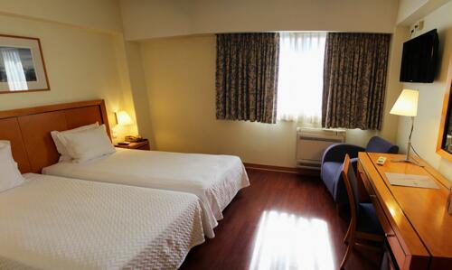 Foto di una camera da Hotel Roma