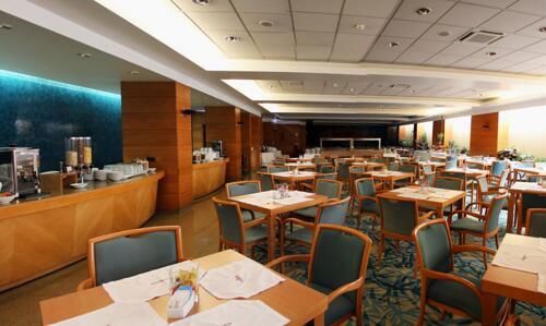 Foto area ristorante Hotel Roma