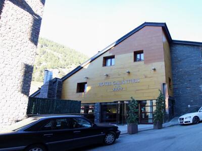 Foto del exterior de Hotel Galanthus & Spa