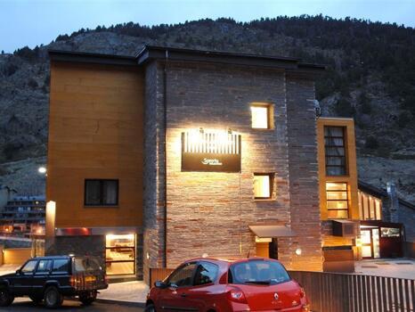 Extérieur de l'hôtel - Hotel Galanthus & Spa