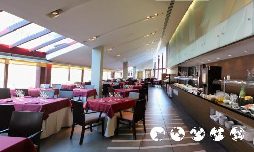 Foto area ristorante Wuau! Hotel Galanthus & Spa