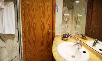 Foto del baño de Poseidon Resort