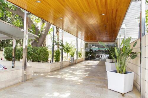 Foto del exterior de Poseidon Resort