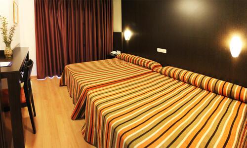 Foto de una habitación de Poseidon Resort