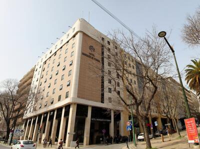 Foto degli esterni Hotel Marques De Pombal
