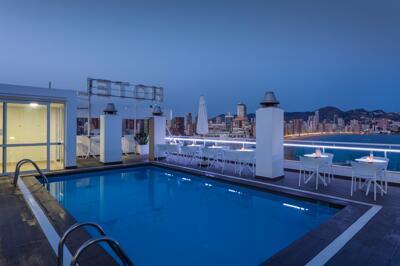 Foto do exterior - Hotel Centro Mar