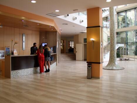 Foto de las zonas nobles de Hotel California Palace