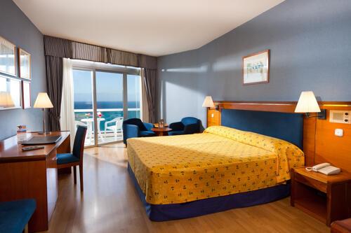 Foto de una habitación de Hotel Best Semiramis